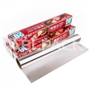 Household Home Use Baking & Cooking Aluminum Foil Paper Rolls