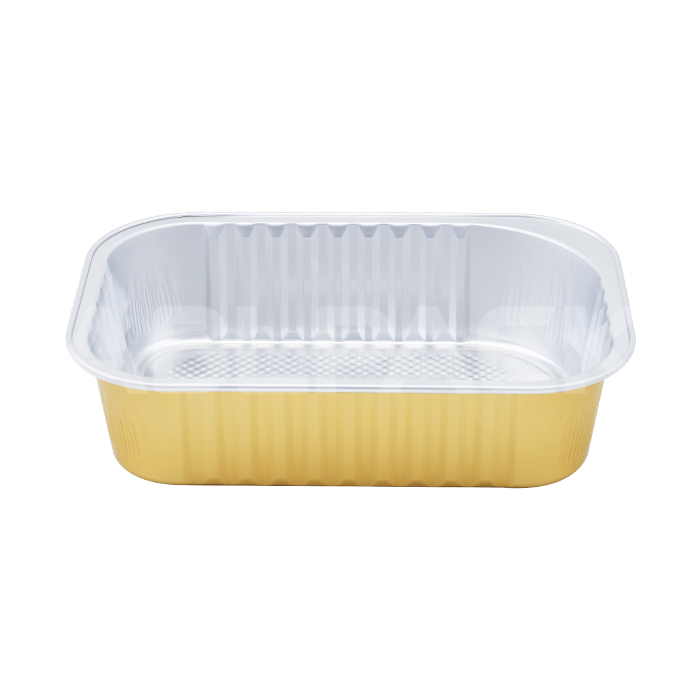 SAP320 Rectangular Aluminum Foil Food Containers Featured Image