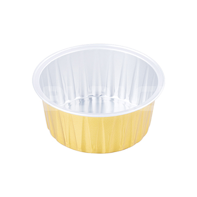 AP125A Round Aluminum Foil Baking Cups Featured Image