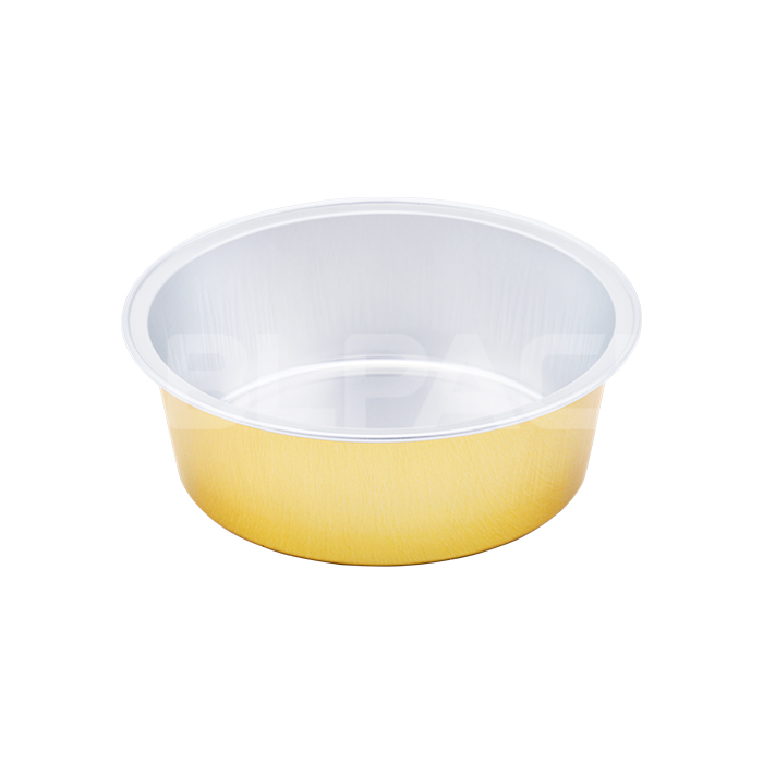 SAP150A Round Aluminum Foil Food Container Featured Image