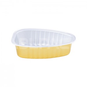 AP100I Triangular Aluminum Foil Baking Cups