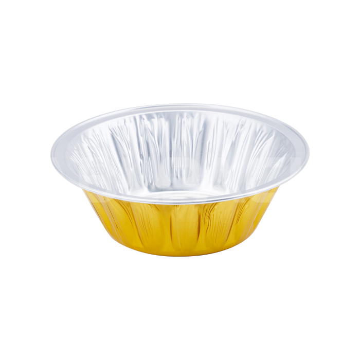 AP550 Round Aluminum Foil Baking Cups Featured Image
